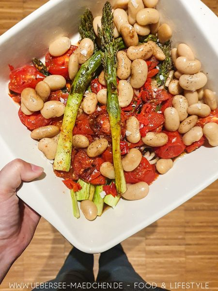 Kochbuch-Challenge zeigt Spargel mal anders aus dem Ofen