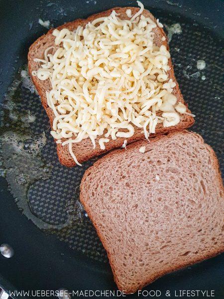 Grilled Cheese Sandwich ist immer eine gute Idee