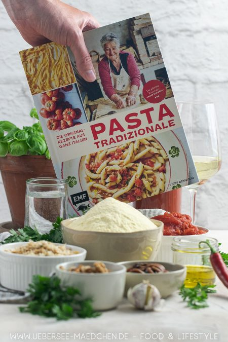 Zutaten für Pasta á la Pasta Grannies