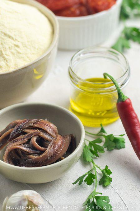 Sardellen machen Tomatensauce besonders lecker