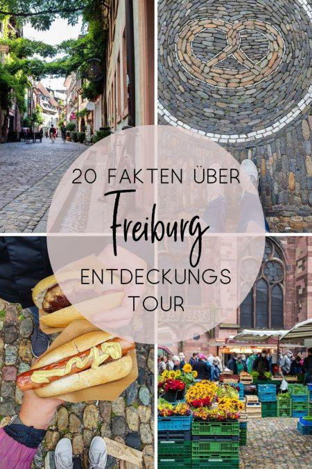 Entdeckungstour durch Freiburg: Das ÜberSee-Mädchen zeigt einen Tag mit 20 fun facts