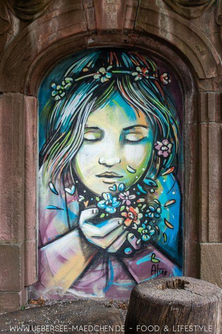 Graffiti in Freiburg2021