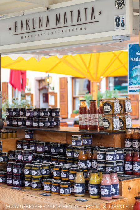 Hakuna Matata Produkte vom Münstermarkt Freiburg